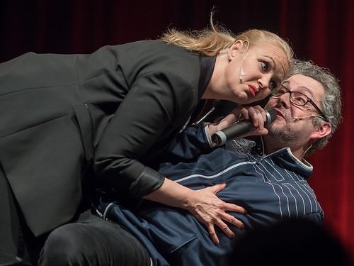 Kabarett, Austria Verena Scheitz & Tom Schreiweis