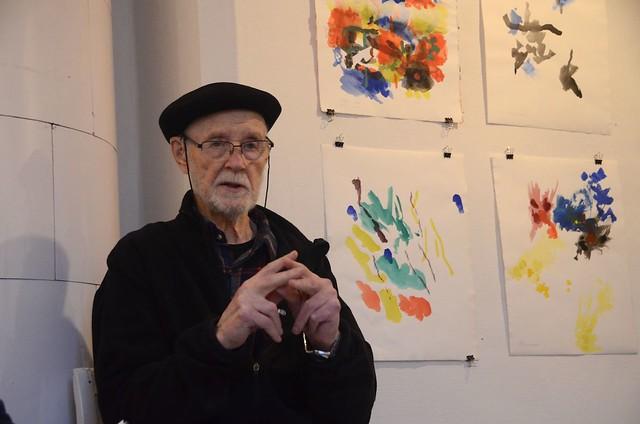 Jan Erik Frisendahl ställer ut på Konstforum