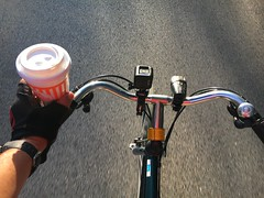 Morning Coffee Ride