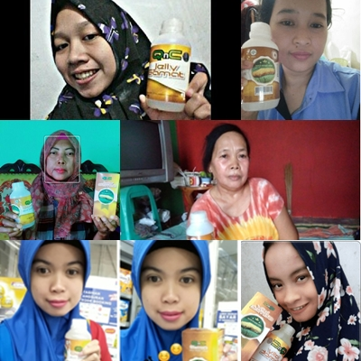 Agen Qnc Jelly Gamat Ciamis Ciamis, Jawa Barat