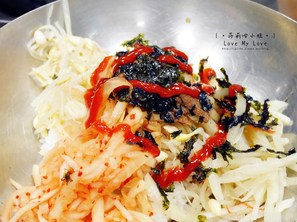 台北信義區莊敬路好吃韓國料理逢香豆腐鍋 (13)