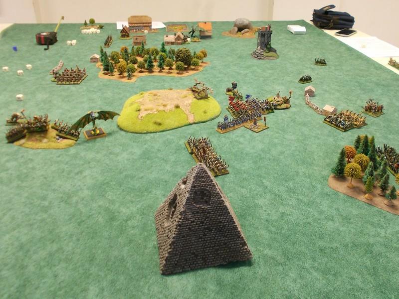 [Khemri vs Orcs & Gobs] 1500 pts - Le réveil de la pyramide 24898946937_7fa1be1844_c