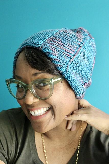 Brio-Garter Hat