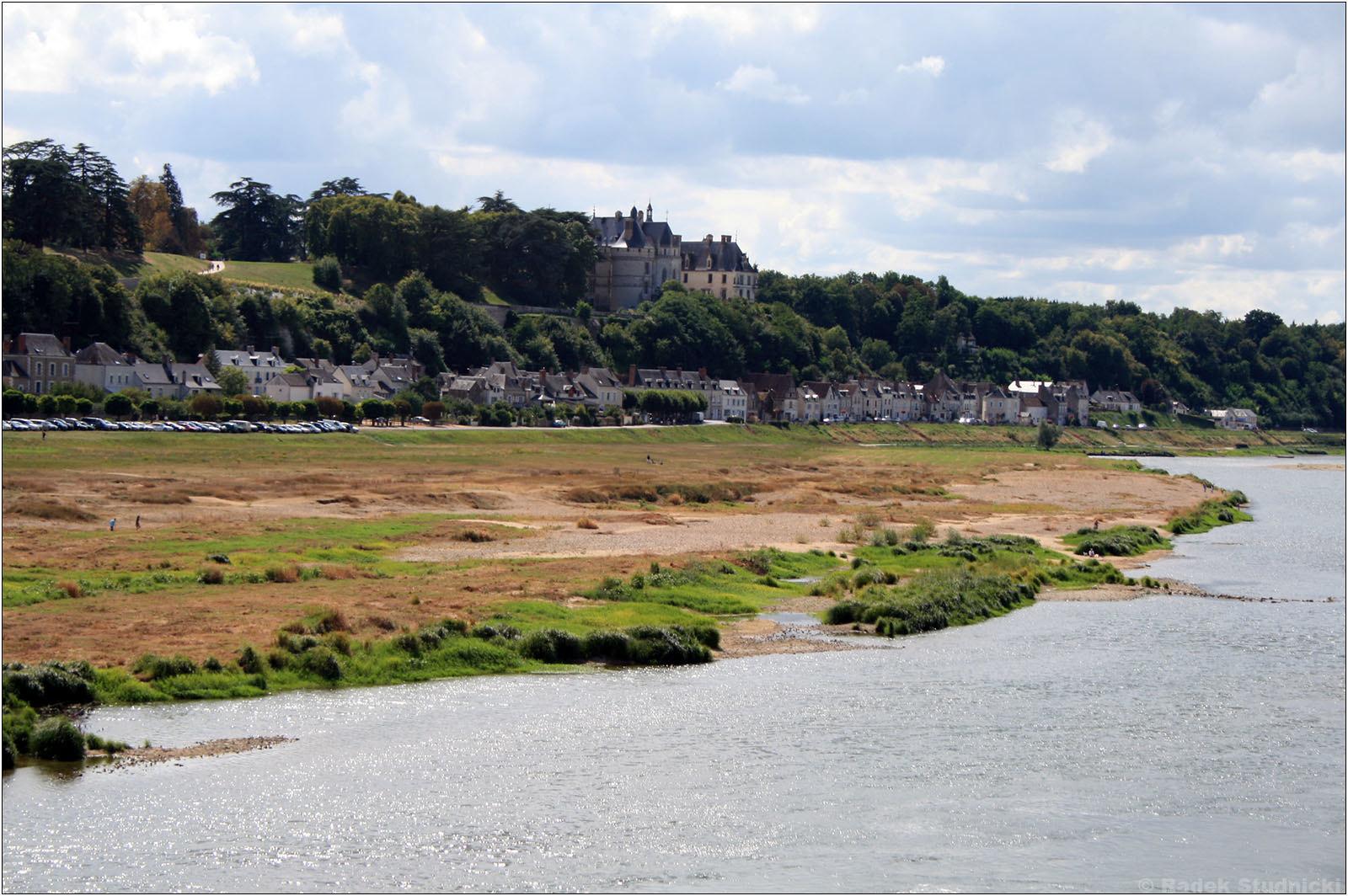 Zamek Chaumont sur Loire