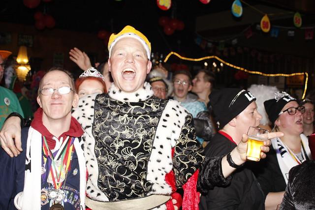 20-01-18 Rooie Rijers Koningsbal