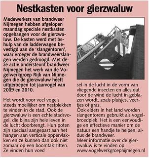 De Brug 19 agustus 2009