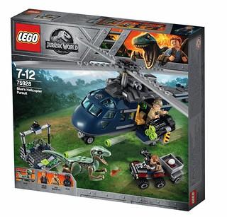 從可愛到霸氣的恐龍通通有~! LEGO 10758、10880、75928《侏羅紀世界:殞落國度》Jurassic World: Fallen Kingdom 三款盒組公開!!