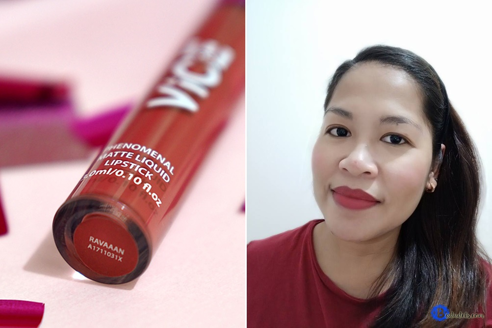 Phenomenal Liquid Lipstick in Ravaan