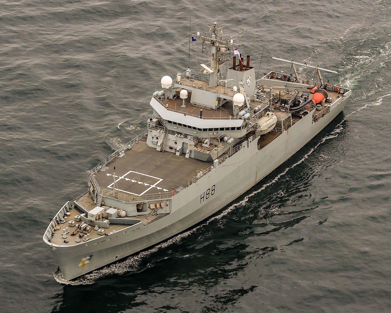 Survey & Hydrographic/Oceanographic Vessels - Page 2 25247809657_df8979e30e_o