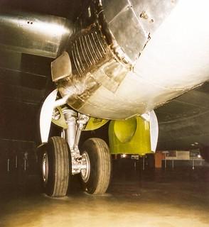 Dayton B29 right main gear #3 engine  03-12-03A