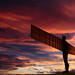 The Angel of the North by Dru Dodd