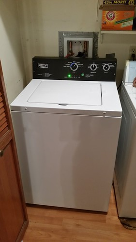 New Washing Machine