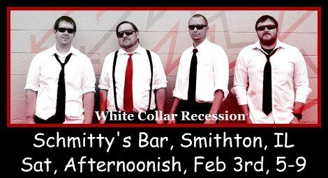 White Collar Recession 2-3-18