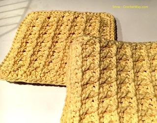 20180116-Crochet Waffles