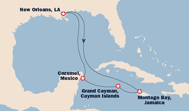 Carnival Dream – A very pleasant surprise. | Solent Richard's Cruise on