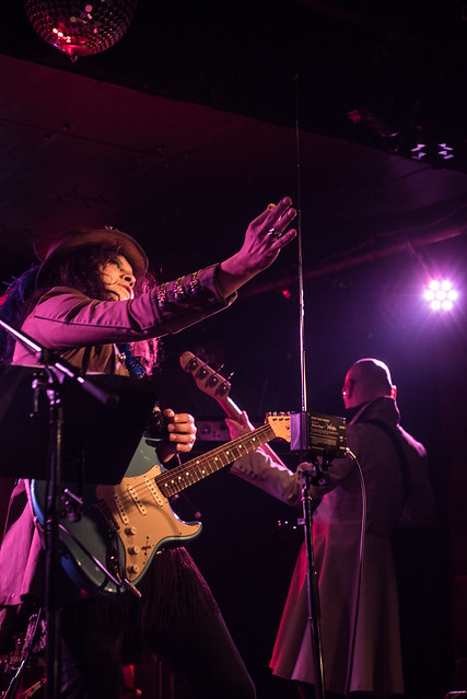 Coal Tar Moon live at ShowBoat, Tokyo, 02 Feb 2018 -00164