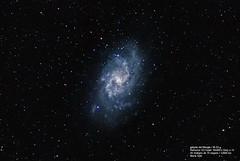 M-33 Galàxia triangle