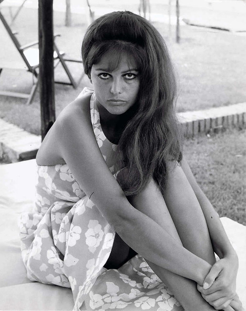 Vaghe Stelle dell'Orsa… - backstage 1 - Claudia Cardinale