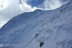 Monte Cucco in invernale per la nord-est