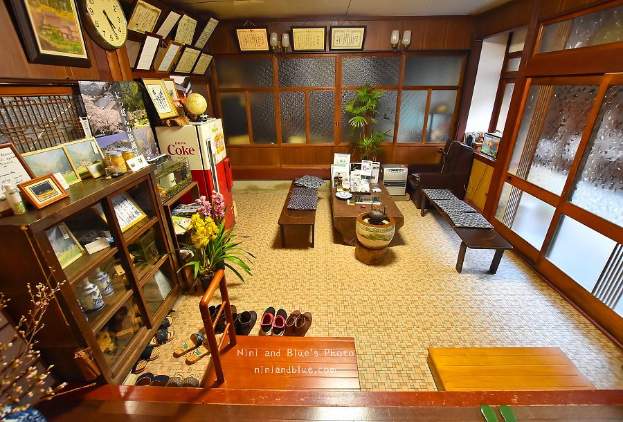 日本 美山住宿 生藥屋溫泉旅館16