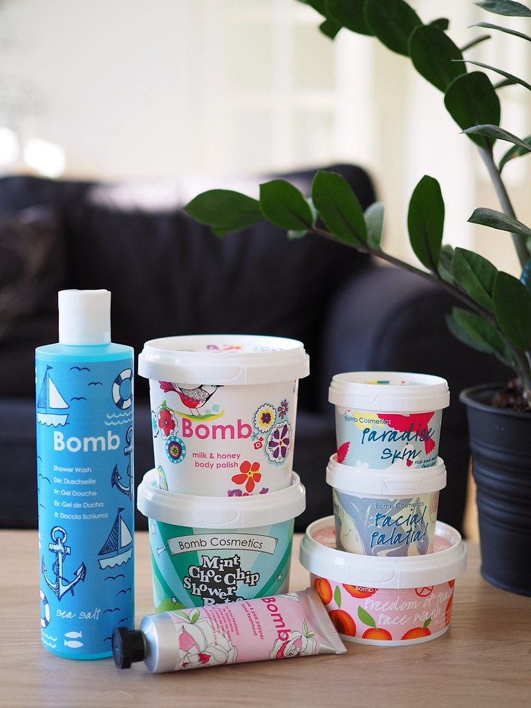 bomb cosmetics suomi