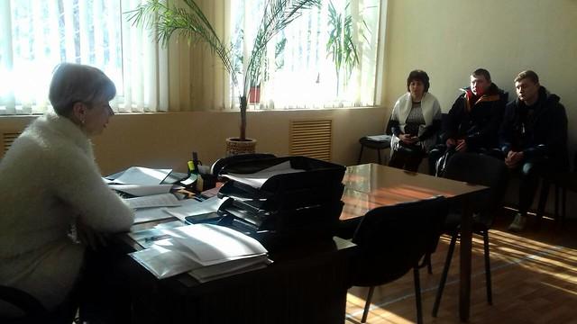 Засідання степендіальної коміссії