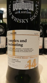 SMWS 44.88 - Complex and fascinating