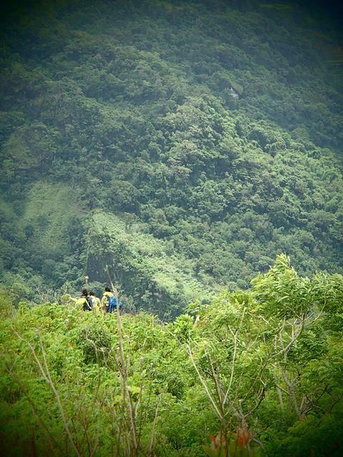 Mt. Napulak ridge