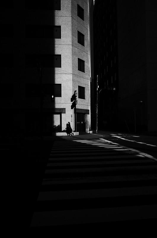 陽の当たる街角