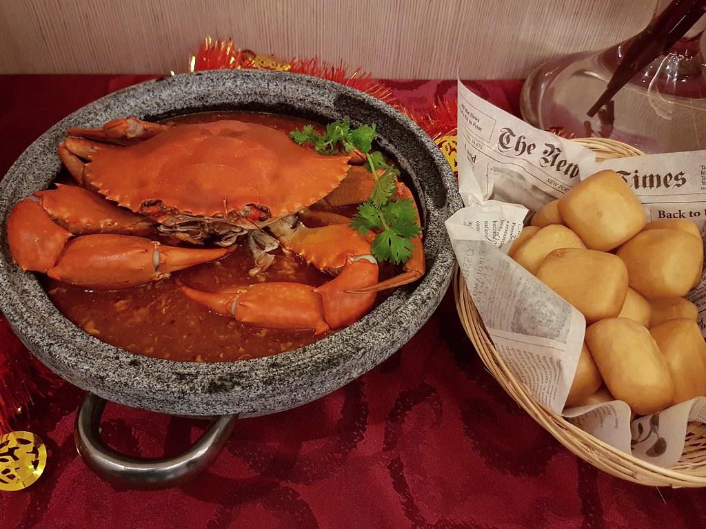 Singapore Chili Crab with Mini Mantou 1