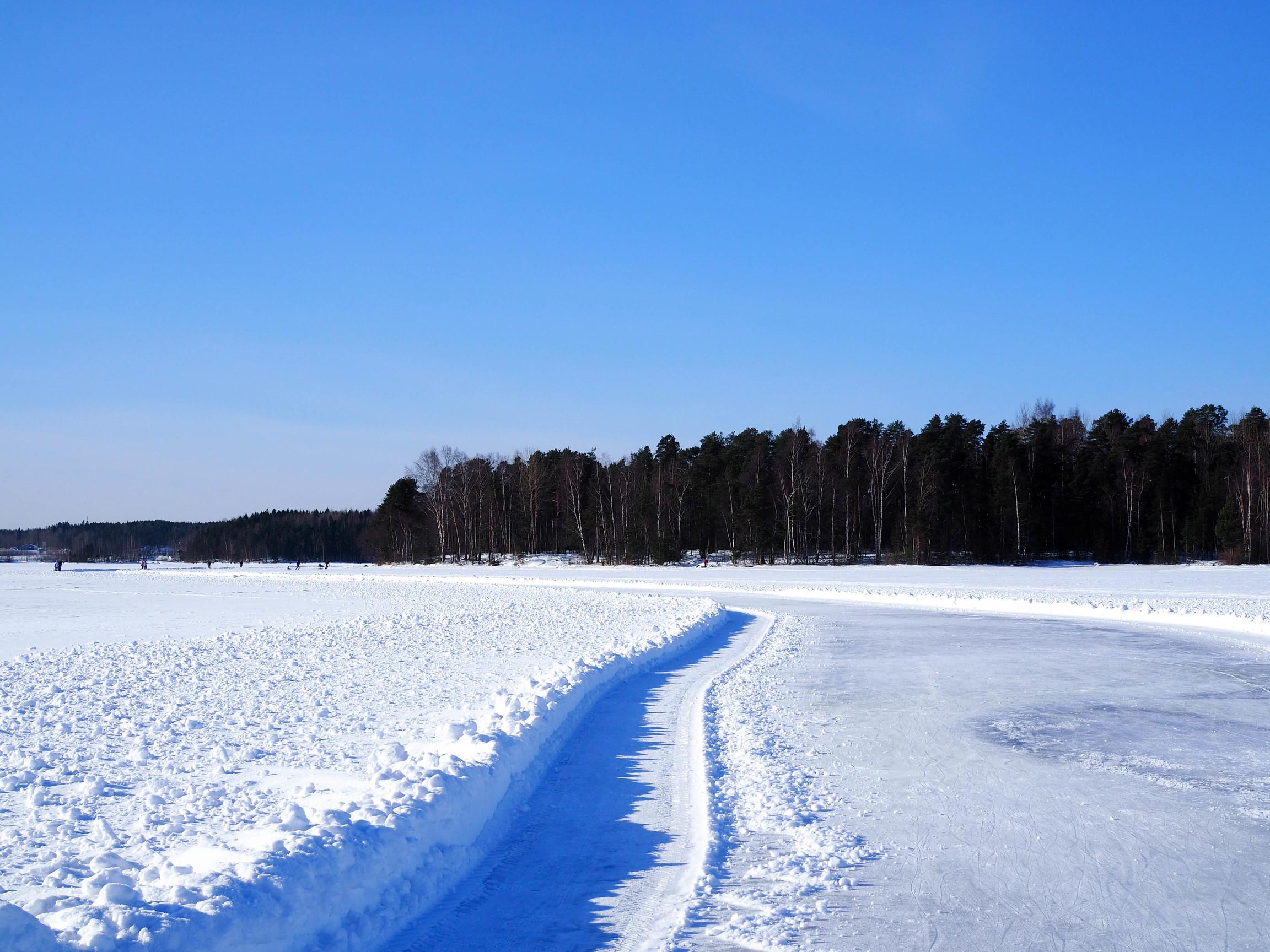 Parasta tekemistä talvipäivänä