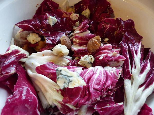 salade de raddichio