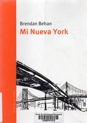 Brendan Behan, Mi nueva York