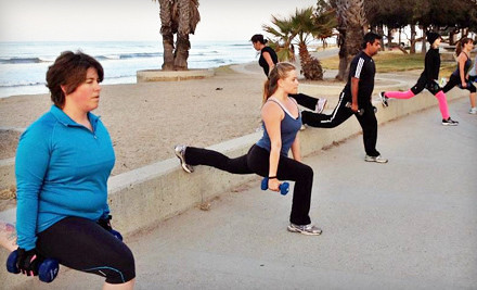 Top 10 Outdoor Workouts in San Francisco
