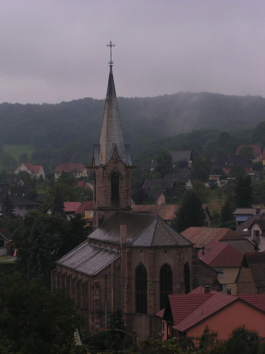 20070829 11281 0705 Jakobus Roderen Kirche Turm