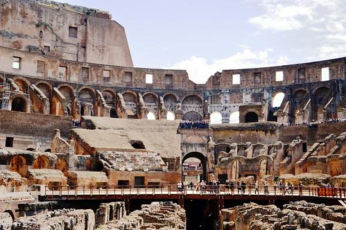 Colosseo - Interior 7