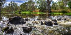 Glenelg River, Harrow