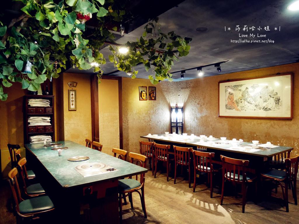 台北松山區韓國料理餐廳漢陽館 (4)