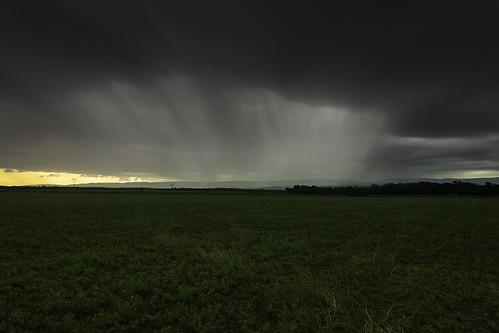 Tormenta - Stormy clouds.