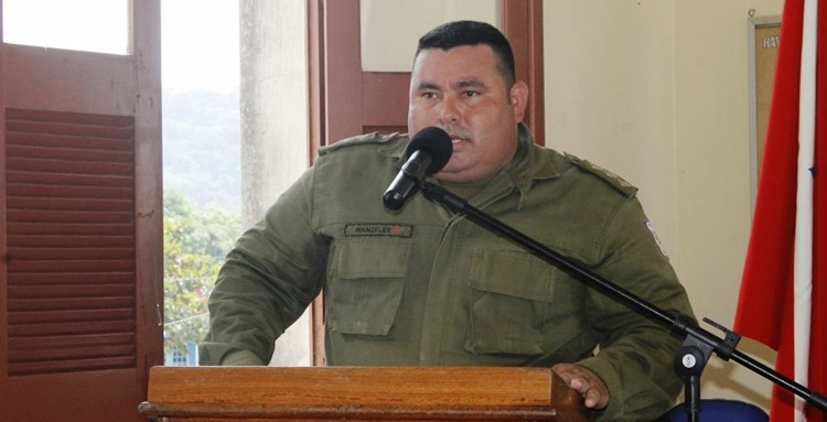 Preso o comandante da PM em Óbidos; capitão assumiu o cargo há 4 meses, Wanzeler, capitão da PM