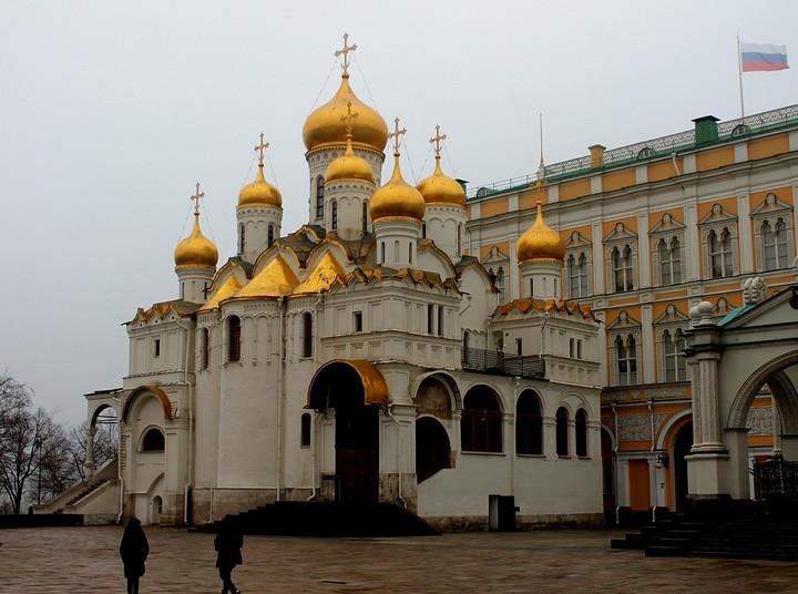 Visitar el Kremlin de Moscú