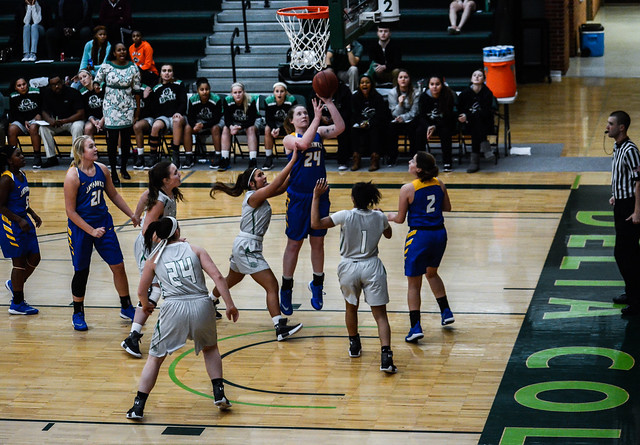 Lady Pioneers lose fourth consecutive game, bring overall record to 2-6
