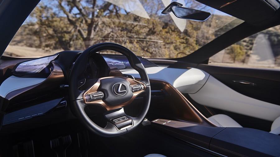 Lexus LF-1 Limitless 11