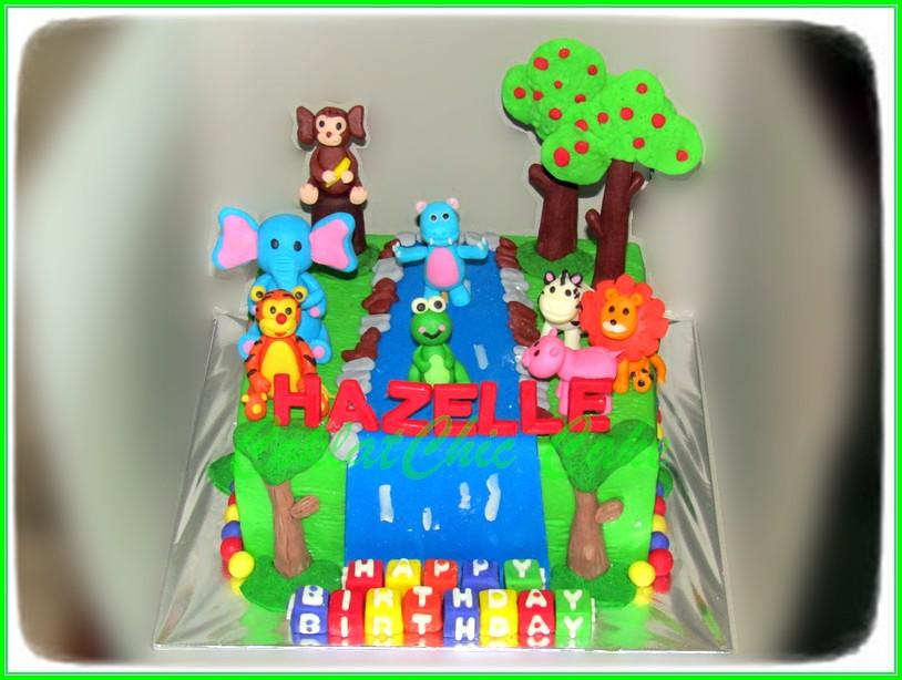 Cake Animal HAZELLE 15 cm