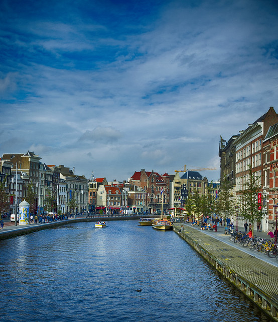 Amsterdam 2017, Nikon D5100, Sigma 28-300mm F3.5-6.3 DG Macro