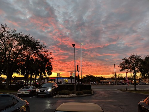 Sunset Orlando, FL