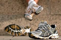 PORADNA: Od joggingu k běhu. Kupujeme první běžecké boty