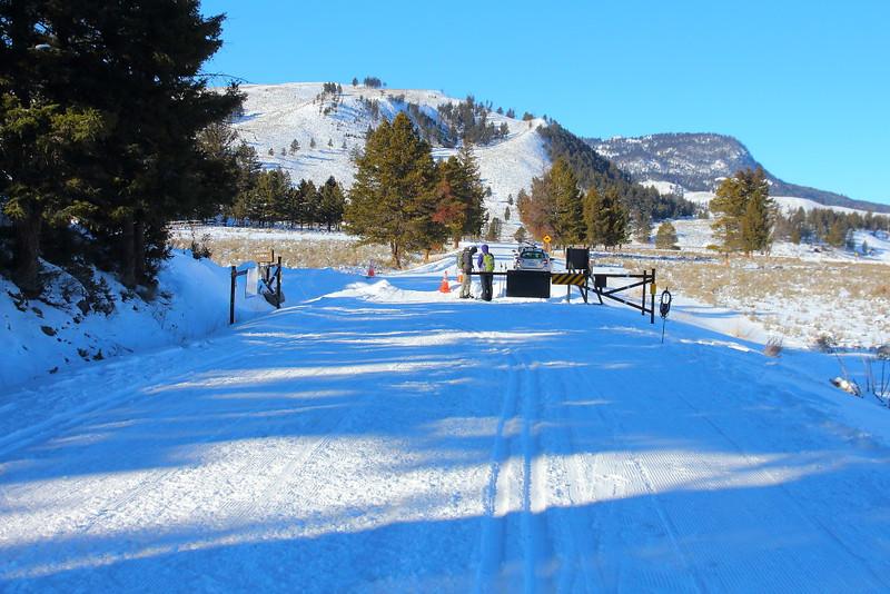 IMG_7842 Tower Fall Ski Trail, Yellowstone National Park