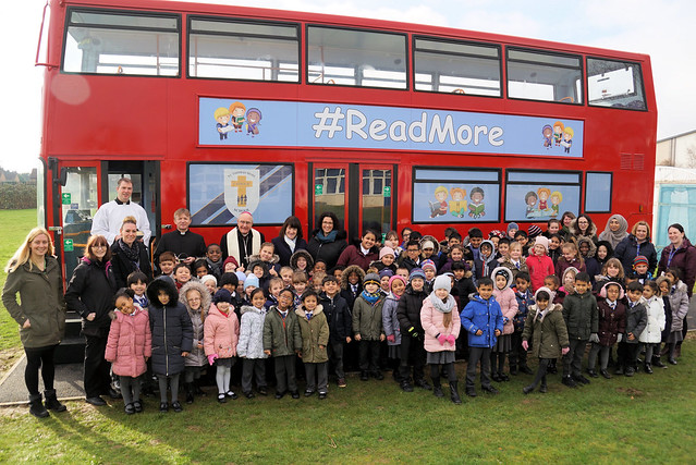 St Thomas More Library Bus and Nursery