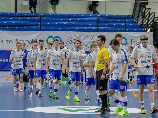 2018 WFCQ – Finland v Poland